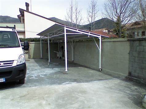 tettoia garage tettoia su ruote with tettoia garage