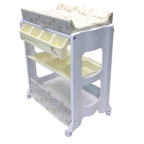 infant changing tables infant changing table lennox oak baby changing table at