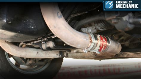 Repair Kit Carbu Kinto Kaze Blade how to fix your exhaust with an empty can