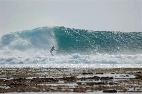 desert point surfing travel guide desert point indonesia