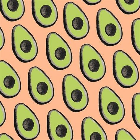 Avocado Pattern avocados pattern by combs designcomb ilustration