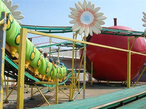 theme park yarmouth great yarmouth pleasure beach big apple coaster