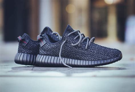 Adidas Yezy Boost adidas yeezy 350 boost pirate black restock sneaker bar