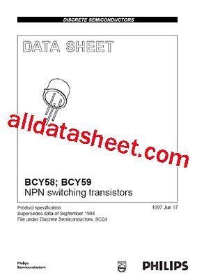 ztx320 transistor datasheet bcy59 datasheet pdf nxp semiconductors