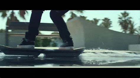 Popular Mechanics Eric Limer check out the lexus hoverboard in action