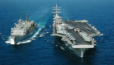 airplane carrier uss carl vinson cvn 70 8x10 photo indian 3 15 05 ebay