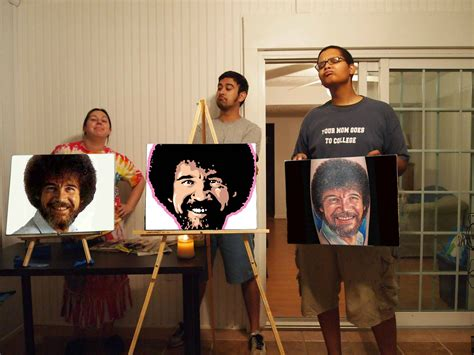 bob ross painting vigo bob ross painting pics