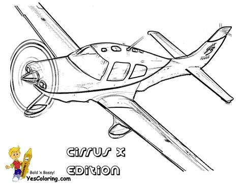 private jet coloring pages privet jet colouring pages