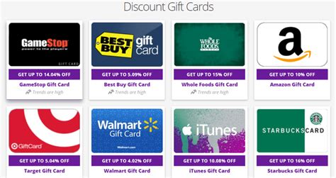Best Website To Buy Discounted Gift Cards - how to use discount gift cards to save money esavingsblog