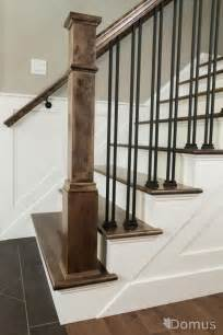 metal banister spindles 25 best ideas about stair railing on banister