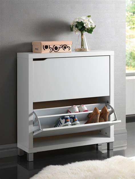 Modern Shoe Shelf by Modern Home Storage