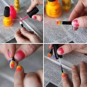 ombre nails diy alldaychic