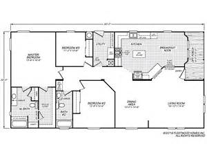 fleetwood manufactured home floor plans festival ii 30603m fleetwood homes