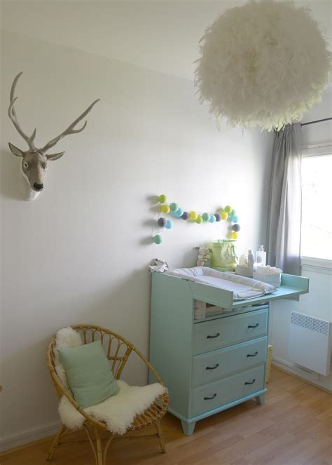 chambre enfant decoration d 233 co chambre b 233 b 233 la chambre nature et po 233 tique de noah