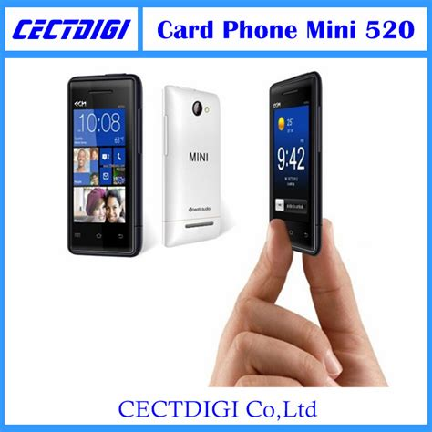 smallest android phone 2015 mini ultra thin touch screen mobile phone smallest android smart phone mini 520 smaller