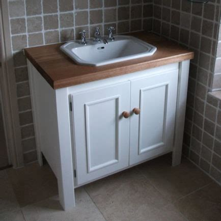 solid oak vanity units for bathrooms white vanity unit with solid oak top aspenn furniture