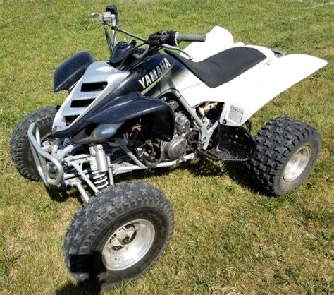 2001 Yamaha 660r Raptor Atv Four Wheeler Quad Great Shape