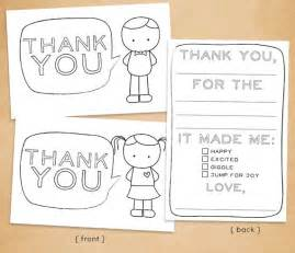 make your own thank you cards for just b cause