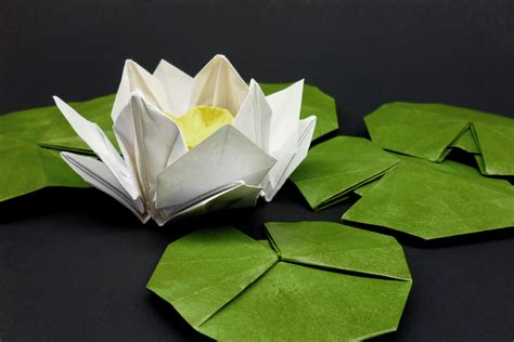 Origami With Leaf - gallery leaf origami