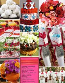 mexican weddings theme ideas and inspirations for bridal