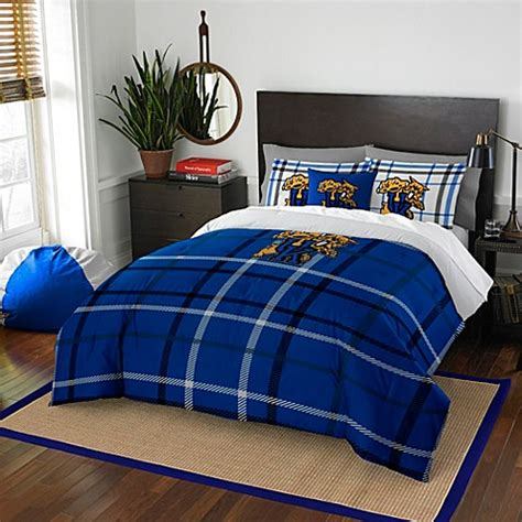 university of kentucky comforter university of kentucky bedding bed bath beyond