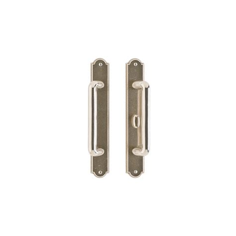 Patio Sliding Door Hardware Ellis Patio Sliding Door Set 1 3 4 Quot X 11 Quot Sliding Door Patio For American Cylinder E027