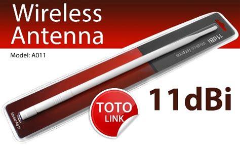 Terlaris Toto Link A011kit 2 4ghz 11dbi Omni Directional Antenna Kit toto link a011 omni antenna 11 dbi