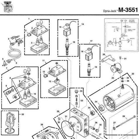 monarch hyd wiring diagram wiring diagram with