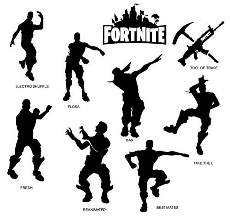 fortnite vinyl stickers 48 best fortnite stickers decals wall for bedrooms