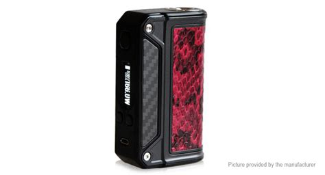 Authentic Lost Vape Therion 166w Silver Frame Dna250 Vape Vapor Mod 159 00 authentic lost vape therion dna 166w box mod black frame carbon bush viper 1 166w