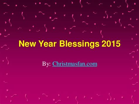 new year 2015 blessings quotes quotesgram