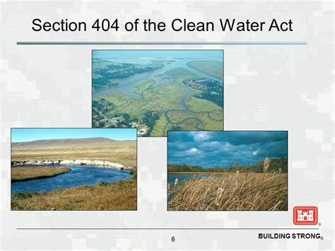 section 404 of the clean water act clean water act permitting and agricultural activities in