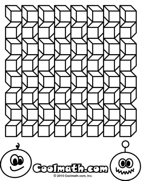 cool geometric coloring pages geometric coloring pages for adults coloring home
