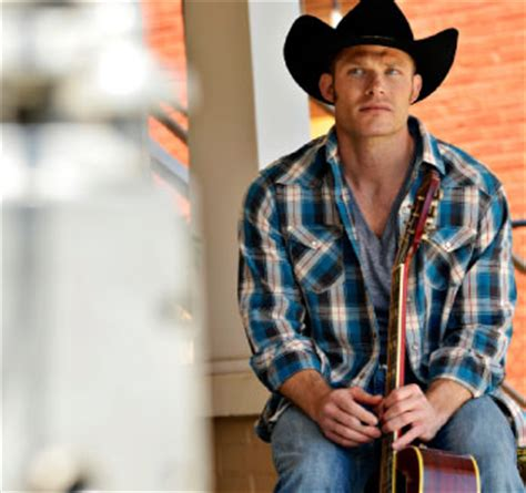 Country Singer Coming Out Closet by Nashville Actor Chris Carmack Says The Stigma Of Being A Country Singer Is Insurmountable