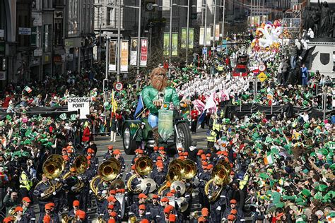 st s day parade dublin ireland live the st s day parade dublin st s day