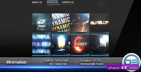 download templates for after effects cs4 3d identity after effects project videohive 187 free