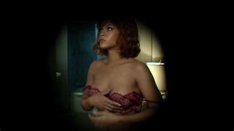 Nude Video Celebs Rihanna Sexy Bates Motel S05e06 2017