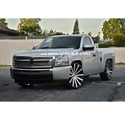 Silverado On 26 Inch Rims Find The Classic Of Your