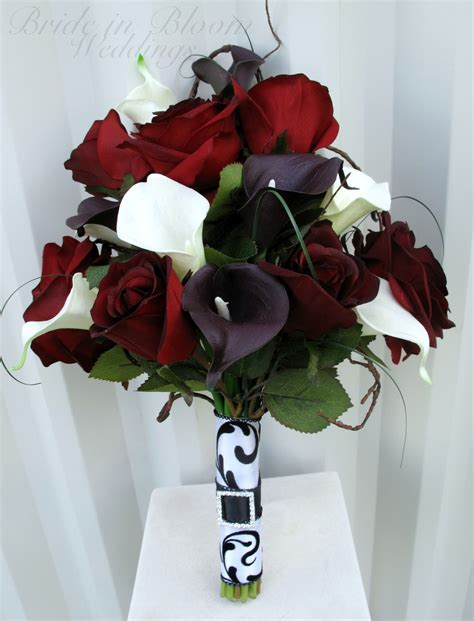 Wedding Bouquet Calla Lilies by Calla Wedding Bouquet In Bloom