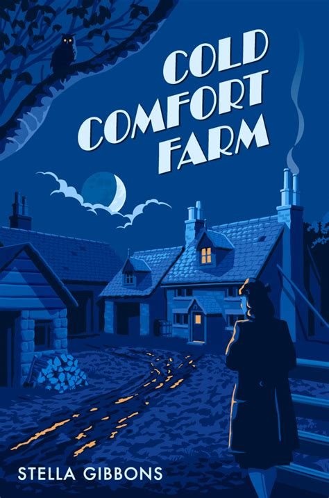 Cold Comfort Farm Book by Stephen Millership Cold Comfort Farm 187 Illustration