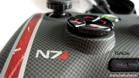 Razer Onza Mass Effect 3 test manette razer onza tournament edition mass effect 3