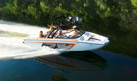 tige boat horsepower five affordable wakeboarding boats boats