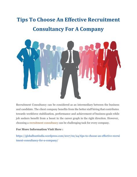 ppt tips to choose an effective recruitment consultancy