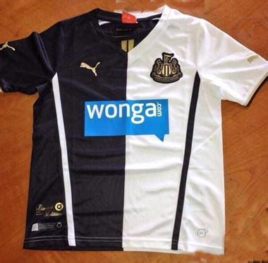 Jersey New Castle Home Official Season 1516 newcastle united unveil new quot members only quot fourth kit for