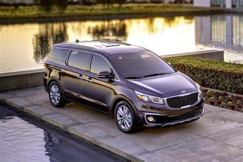 Kia Sedona Specifications 2015 Kia Sedona Review Specs Photos