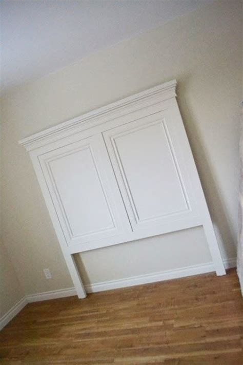 ana white diy headboard easy diy projects ana white and headboards on pinterest