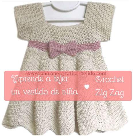 modelo de tejido para ninos aprender manualidades es facilisimo vestido de ni 241 a tejido al crochet paso a paso en video