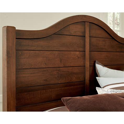 shiplap furniture vaughan bassett american maple solid wood full shiplap