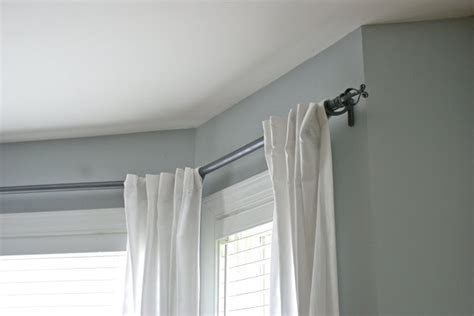 pvc curtain rod pvc pipe curtain rod decorating my home pinterest