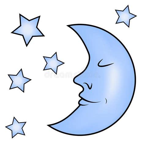 clipart stelle e stelle illustrazione vettoriale illustrazione